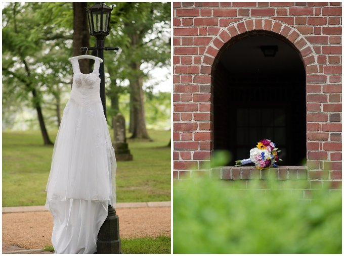 Historic St Lukes Church Smithfield Virginia Wedding Photographers_0917