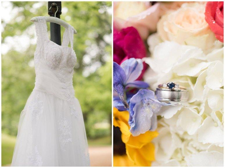 Historic St Lukes Church Smithfield Virginia Wedding Photographers_0919