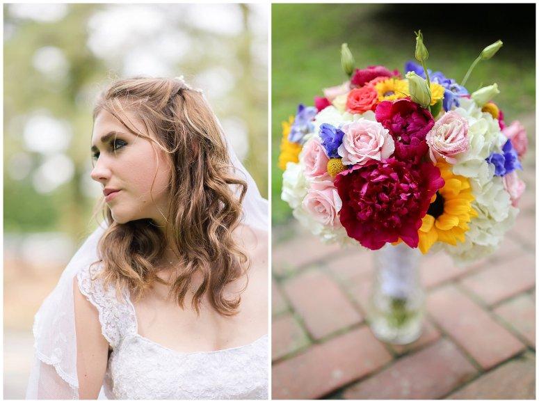 Historic St Lukes Church Smithfield Virginia Wedding Photographers_0924