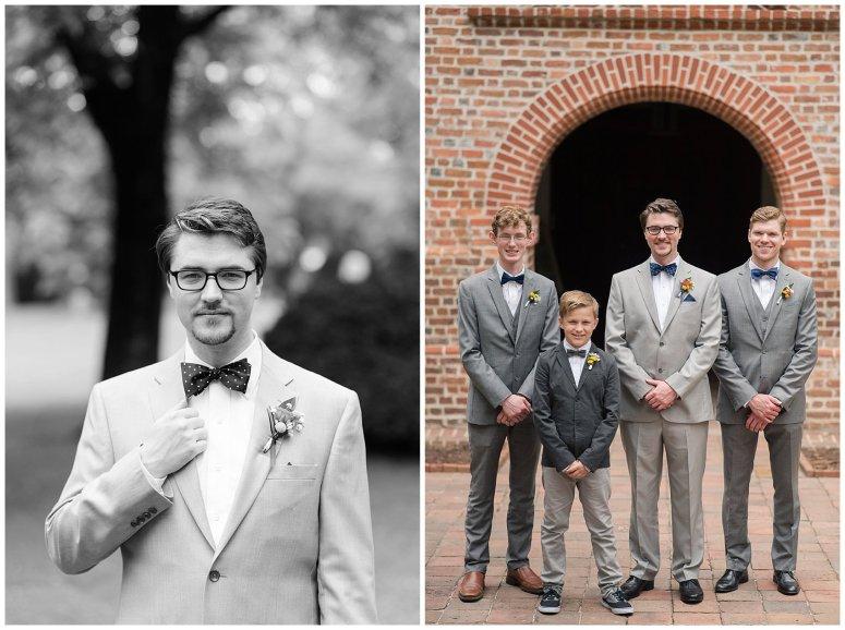 Historic St Lukes Church Smithfield Virginia Wedding Photographers_0934