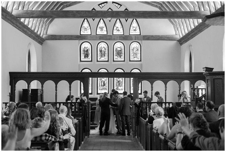 Historic St Lukes Church Smithfield Virginia Wedding Photographers_0954
