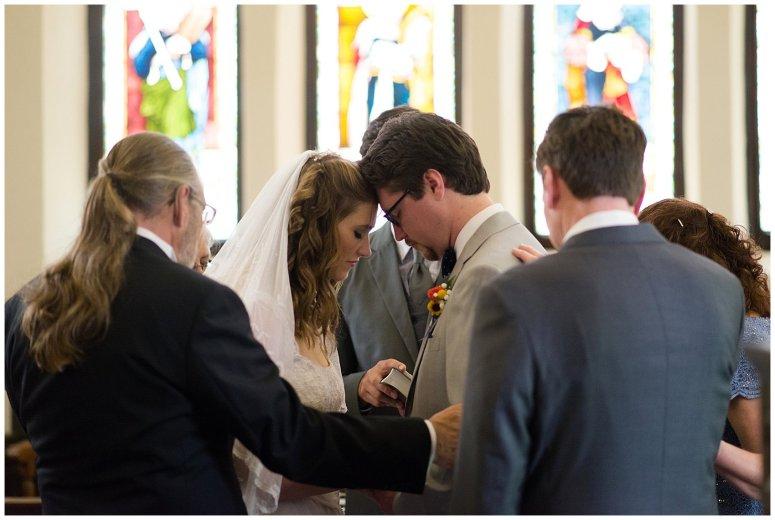 Historic St Lukes Church Smithfield Virginia Wedding Photographers_0955
