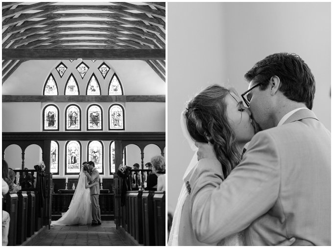 Historic St Lukes Church Smithfield Virginia Wedding Photographers_0956