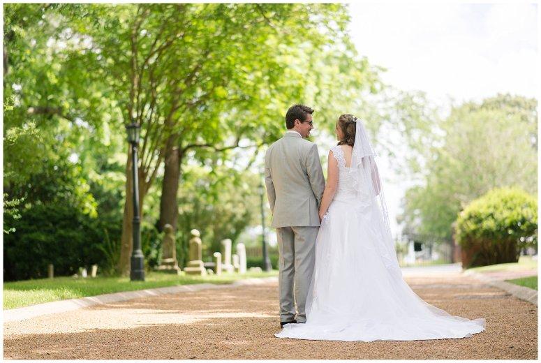 Historic St Lukes Church Smithfield Virginia Wedding Photographers_0970