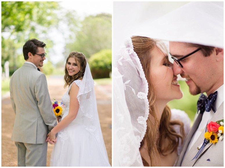 Historic St Lukes Church Smithfield Virginia Wedding Photographers_0972