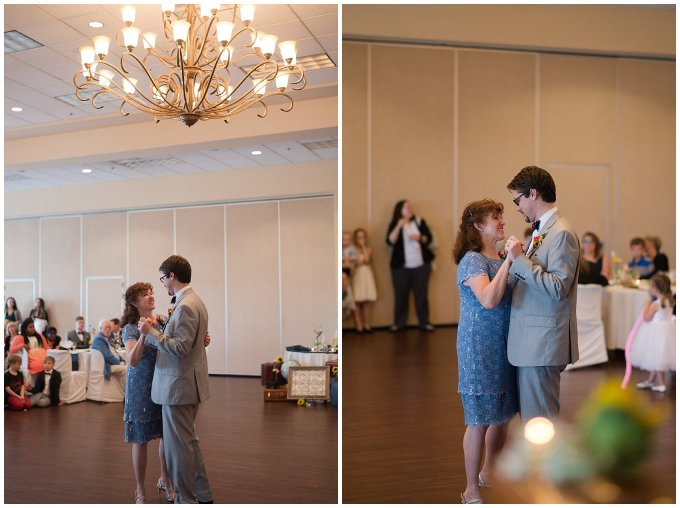 Travel Themed Smithfield Center Wedding Reception Virginia Wedding Photographers0981