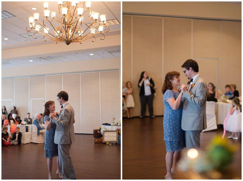 Travel Themed Smithfield Center Wedding Reception Virginia Wedding Photographers0981
