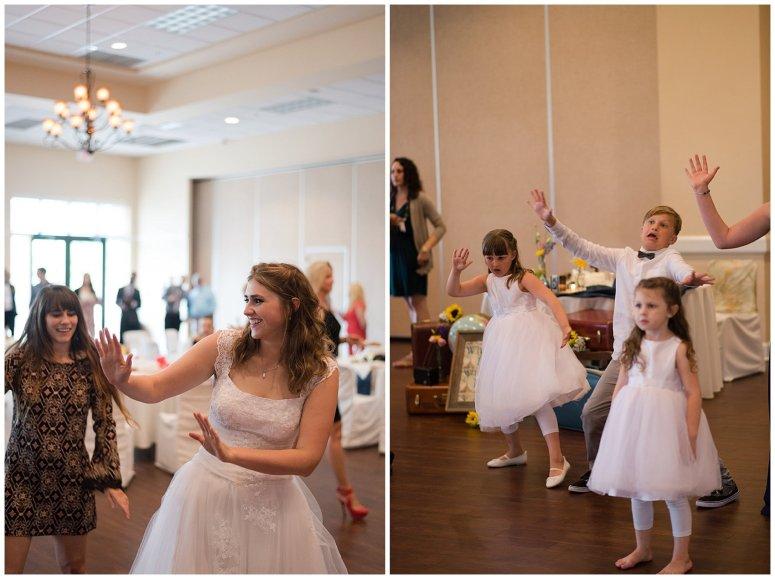 Travel Themed Smithfield Center Wedding Reception Virginia Wedding Photographers0995