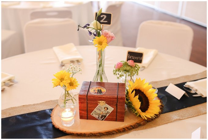 Travel Themed Smithfield Center Wedding Reception Virginia Wedding Photographers1000