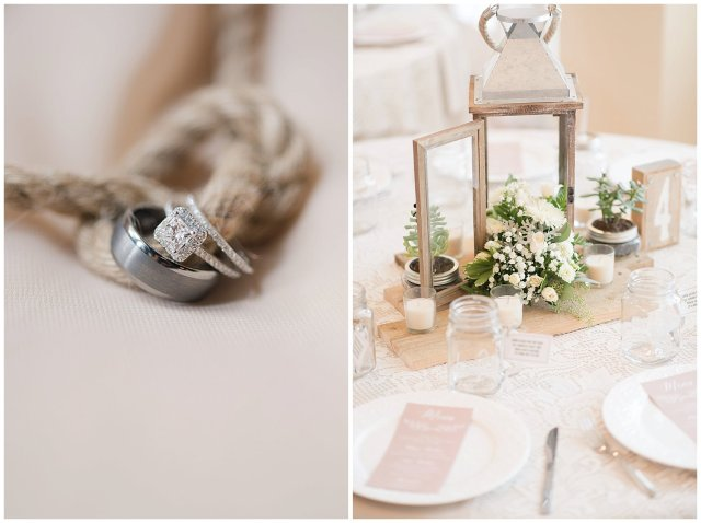 Beautiful Neutral Cream Wedding Womens Club of Portsmouth Virginia Wedding Photographers_1492