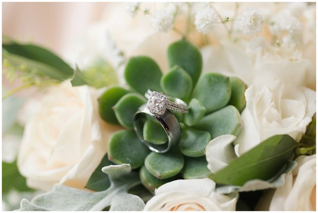 Beautiful Neutral Cream Wedding Womens Club of Portsmouth Virginia Wedding Photographers_1498