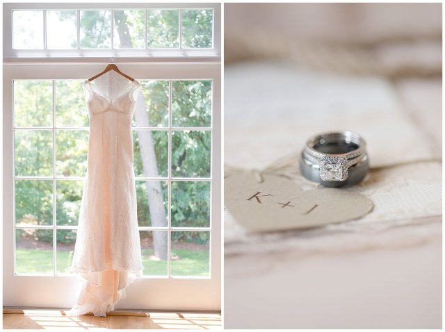 Beautiful Neutral Cream Wedding Womens Club of Portsmouth Virginia Wedding Photographers_1499