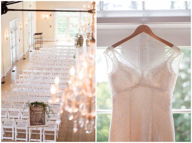 Beautiful Neutral Cream Wedding Womens Club of Portsmouth Virginia Wedding Photographers_1501