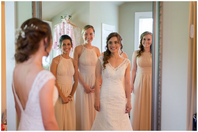 Beautiful Neutral Cream Wedding Womens Club of Portsmouth Virginia Wedding Photographers_1529