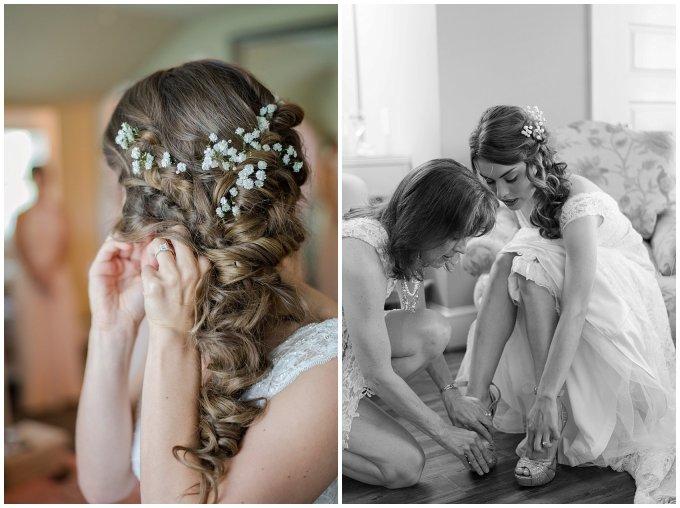 Beautiful Neutral Cream Wedding Womens Club of Portsmouth Virginia Wedding Photographers_1541