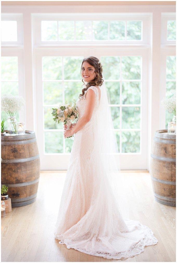 Beautiful Neutral Cream Wedding Womens Club of Portsmouth Virginia Wedding Photographers_1547