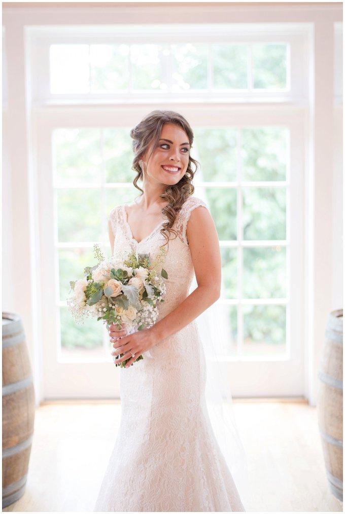 Beautiful Neutral Cream Wedding Womens Club of Portsmouth Virginia Wedding Photographers_1548