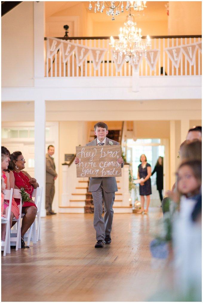 Beautiful Neutral Cream Wedding Womens Club of Portsmouth Virginia Wedding Photographers_1559