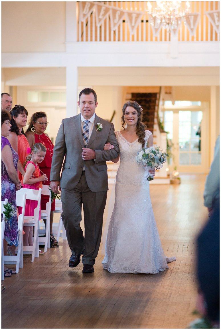 Beautiful Neutral Cream Wedding Womens Club of Portsmouth Virginia Wedding Photographers_1561