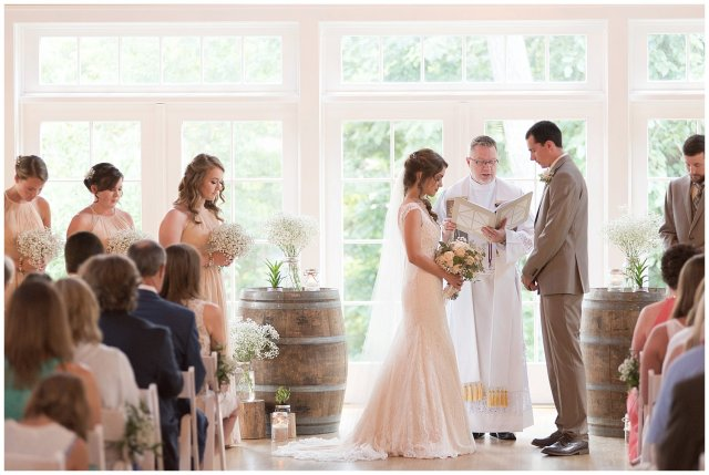 Beautiful Neutral Cream Wedding Womens Club of Portsmouth Virginia Wedding Photographers_1562