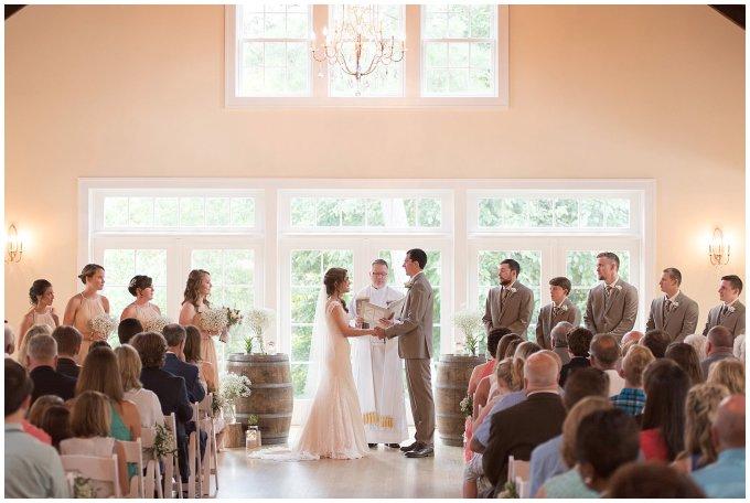 Beautiful Neutral Cream Wedding Womens Club of Portsmouth Virginia Wedding Photographers_1563