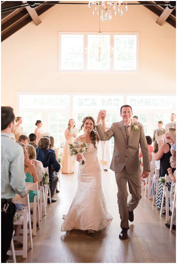 Beautiful Neutral Cream Wedding Womens Club of Portsmouth Virginia Wedding Photographers_1572