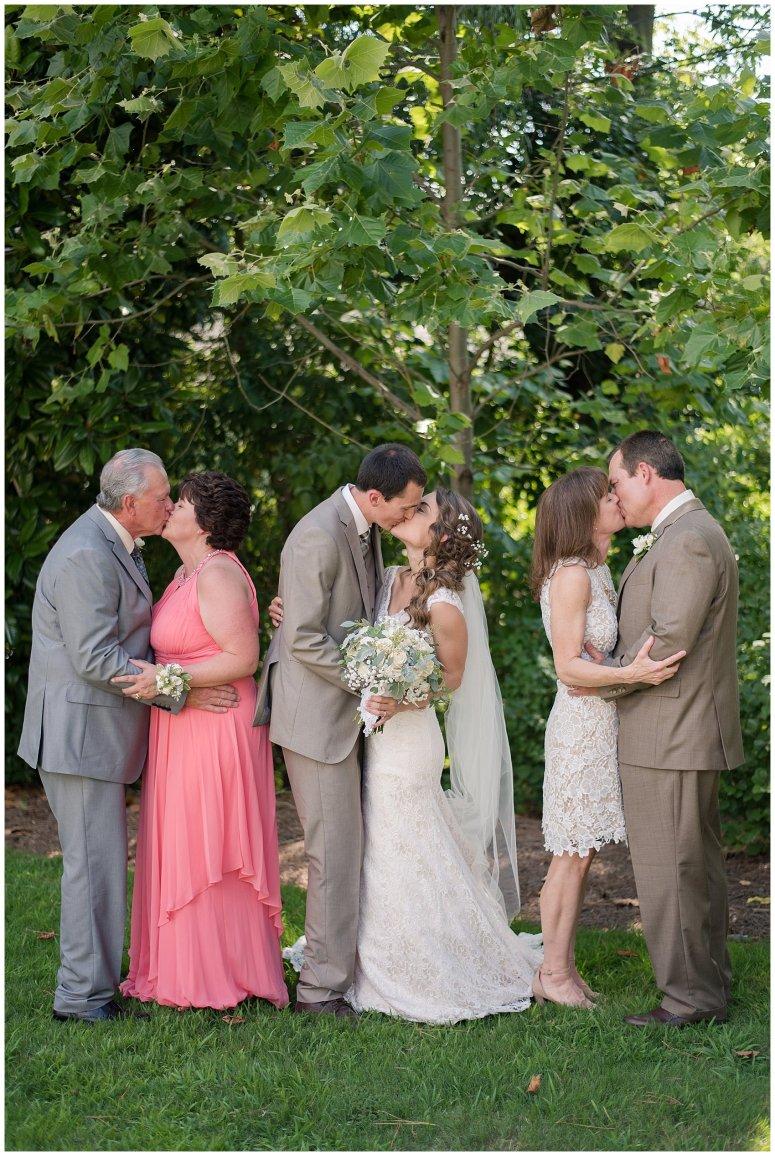 Beautiful Neutral Cream Wedding Womens Club of Portsmouth Virginia Wedding Photographers_1574