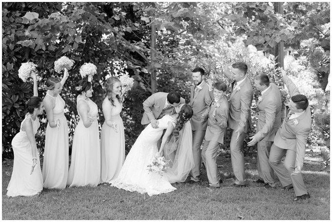 Beautiful Neutral Cream Wedding Womens Club of Portsmouth Virginia Wedding Photographers_1578