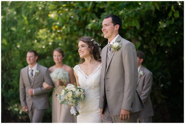 Beautiful Neutral Cream Wedding Womens Club of Portsmouth Virginia Wedding Photographers_1580