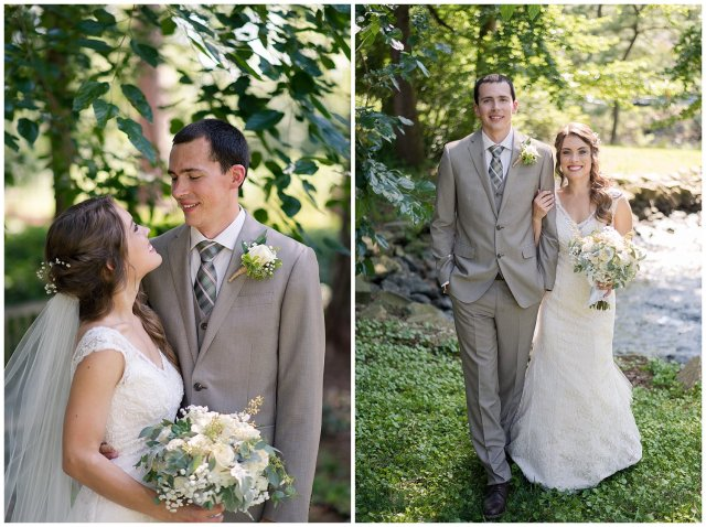 Beautiful Neutral Cream Wedding Womens Club of Portsmouth Virginia Wedding Photographers_1584