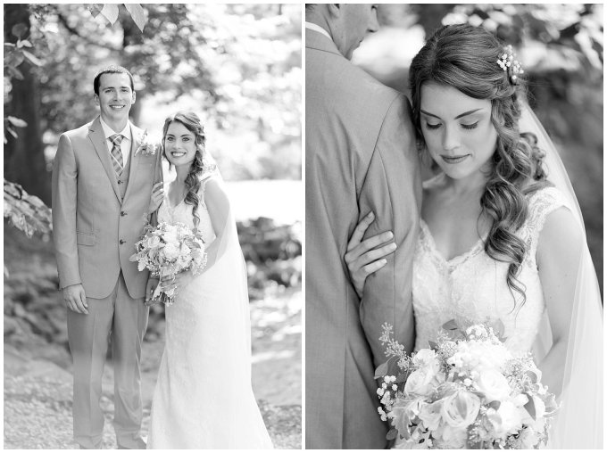 Beautiful Neutral Cream Wedding Womens Club of Portsmouth Virginia Wedding Photographers_1585