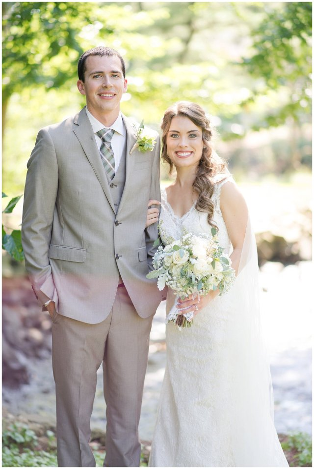 Beautiful Neutral Cream Wedding Womens Club of Portsmouth Virginia Wedding Photographers_1587