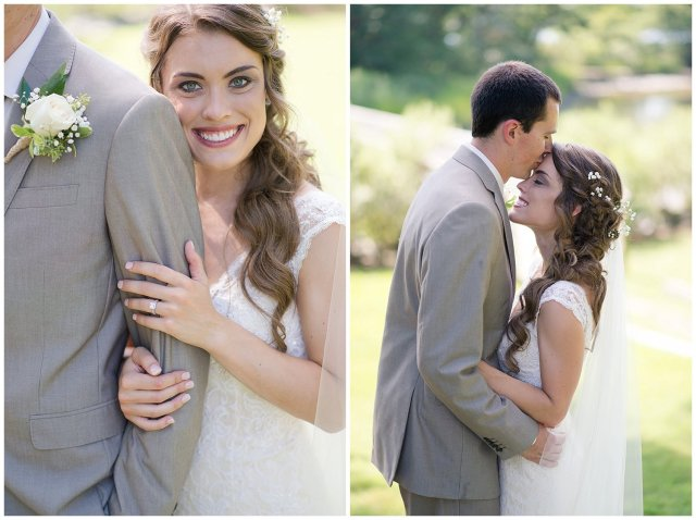 Beautiful Neutral Cream Wedding Womens Club of Portsmouth Virginia Wedding Photographers_1591