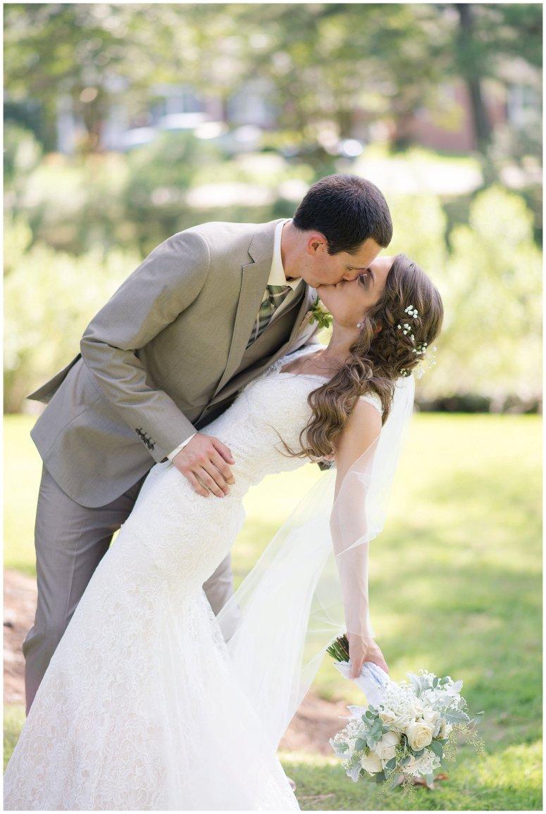 Beautiful Neutral Cream Wedding Womens Club of Portsmouth Virginia Wedding Photographers_1592