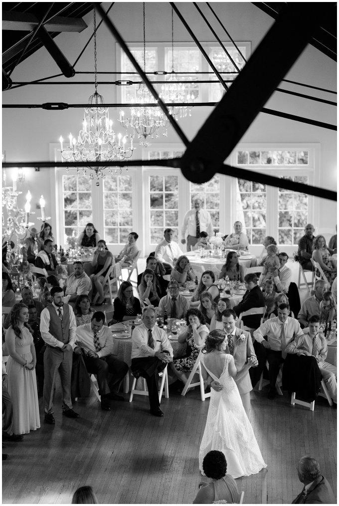 Beautiful Neutral Cream Wedding Womens Club of Portsmouth Virginia Wedding Photographers_1604