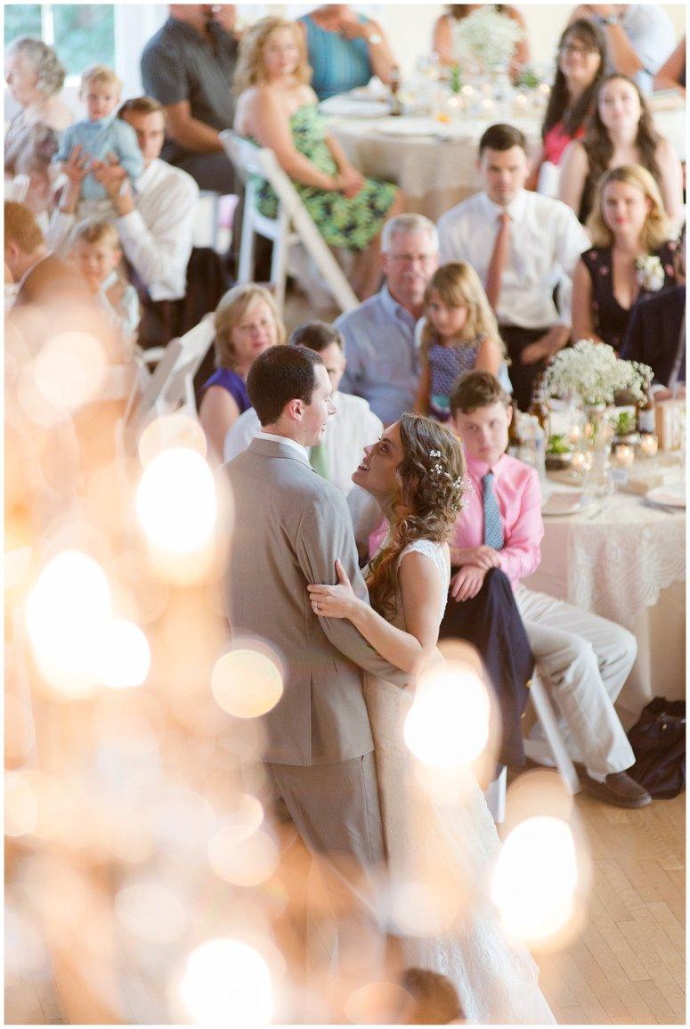 Beautiful Neutral Cream Wedding Womens Club of Portsmouth Virginia Wedding Photographers_1606