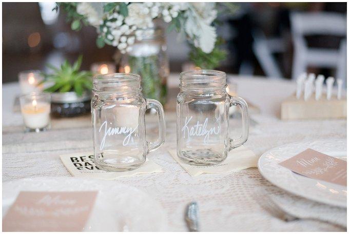 Beautiful Neutral Cream Wedding Womens Club of Portsmouth Virginia Wedding Photographers_1608