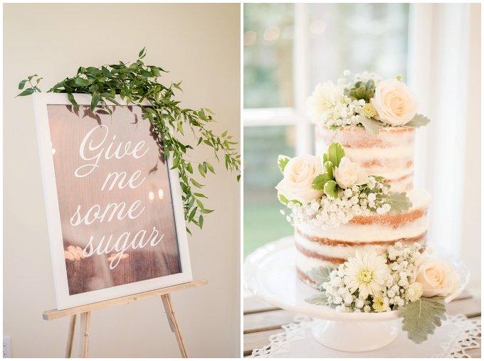 Beautiful Neutral Cream Wedding Womens Club of Portsmouth Virginia Wedding Photographers_1610