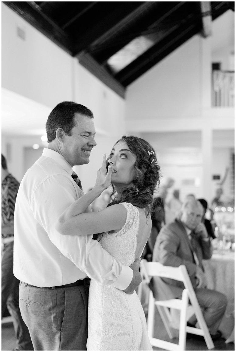 Beautiful Neutral Cream Wedding Womens Club of Portsmouth Virginia Wedding Photographers_1618