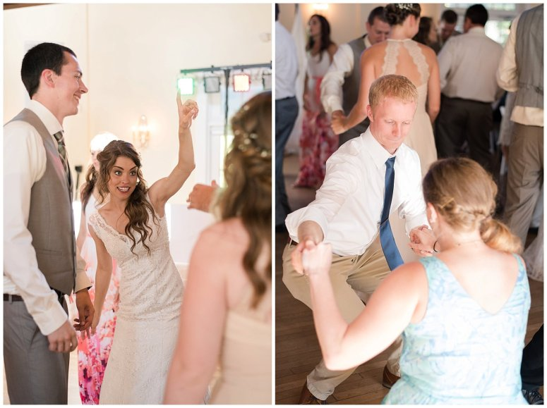 Beautiful Neutral Cream Wedding Womens Club of Portsmouth Virginia Wedding Photographers_1625
