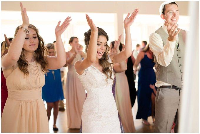 Beautiful Neutral Cream Wedding Womens Club of Portsmouth Virginia Wedding Photographers_1628