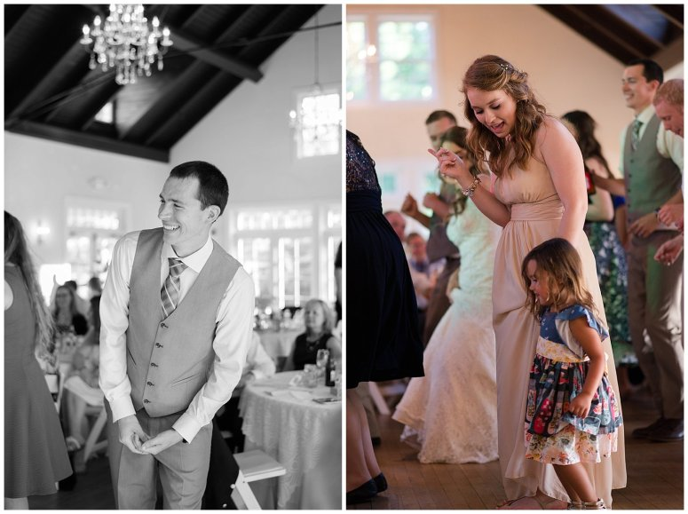 Beautiful Neutral Cream Wedding Womens Club of Portsmouth Virginia Wedding Photographers_1629