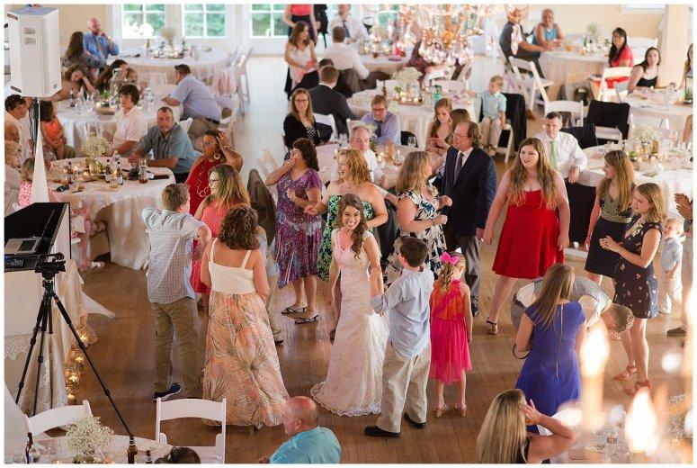 Beautiful Neutral Cream Wedding Womens Club of Portsmouth Virginia Wedding Photographers_1630