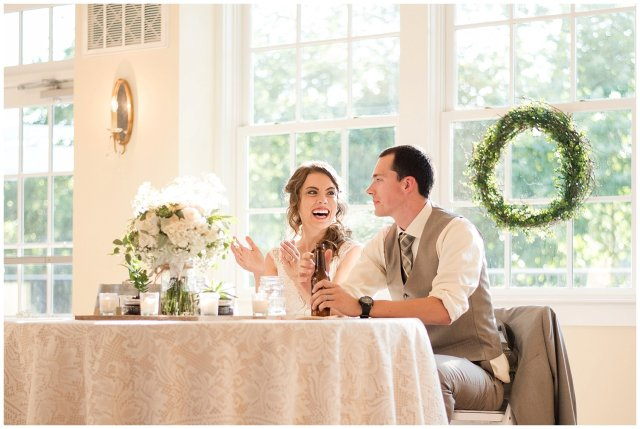 Beautiful Neutral Cream Wedding Womens Club of Portsmouth Virginia Wedding Photographers_1634