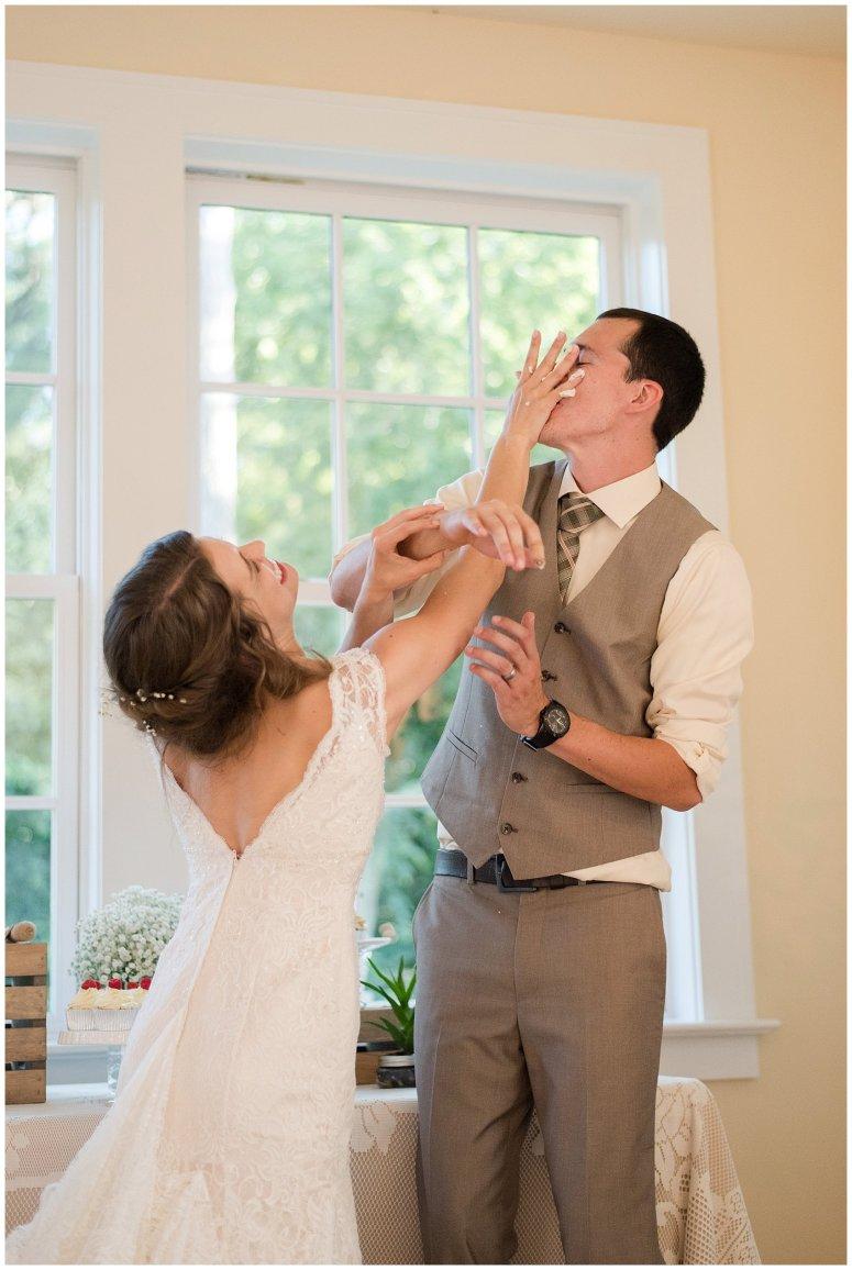 Beautiful Neutral Cream Wedding Womens Club of Portsmouth Virginia Wedding Photographers_1638