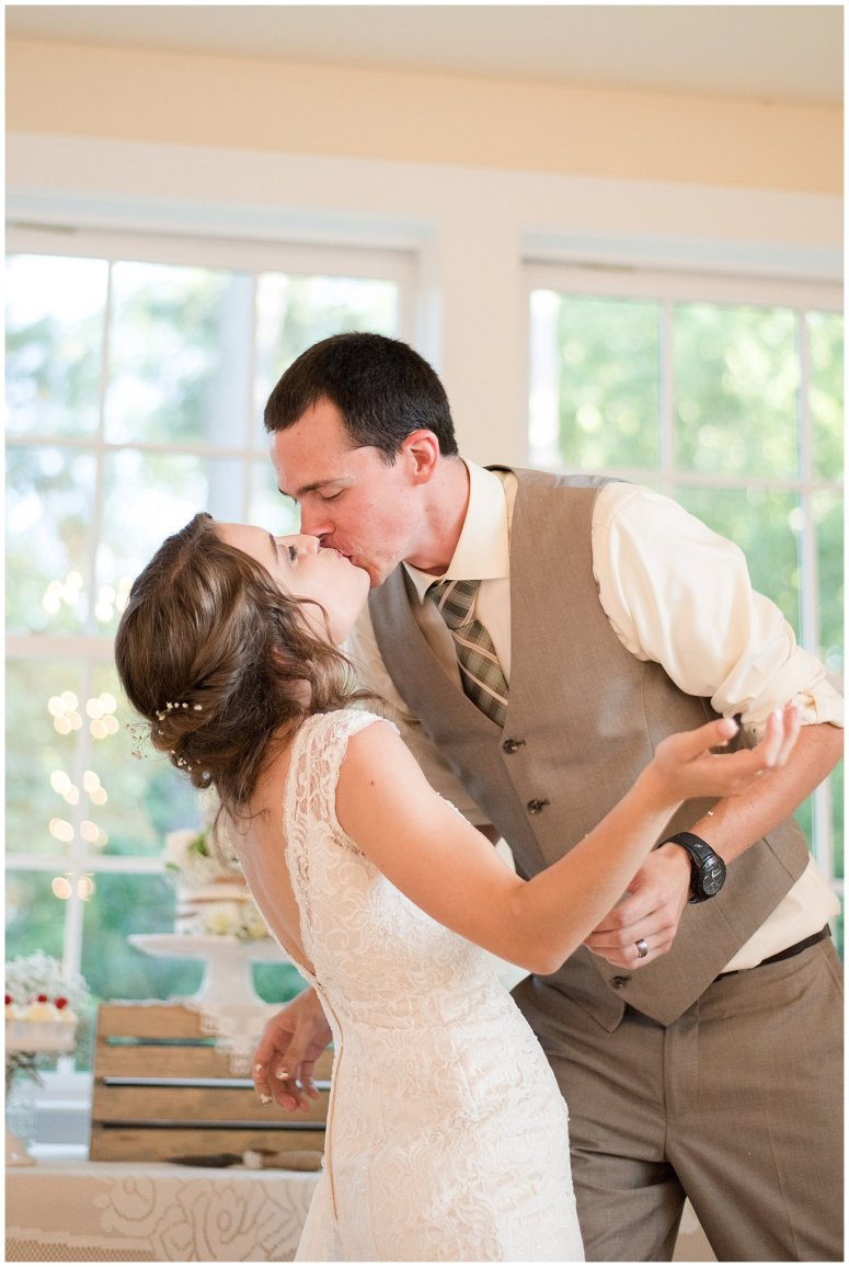 Beautiful Neutral Cream Wedding Womens Club of Portsmouth Virginia Wedding Photographers_1641
