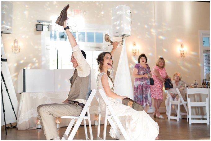 Beautiful Neutral Cream Wedding Womens Club of Portsmouth Virginia Wedding Photographers_1642