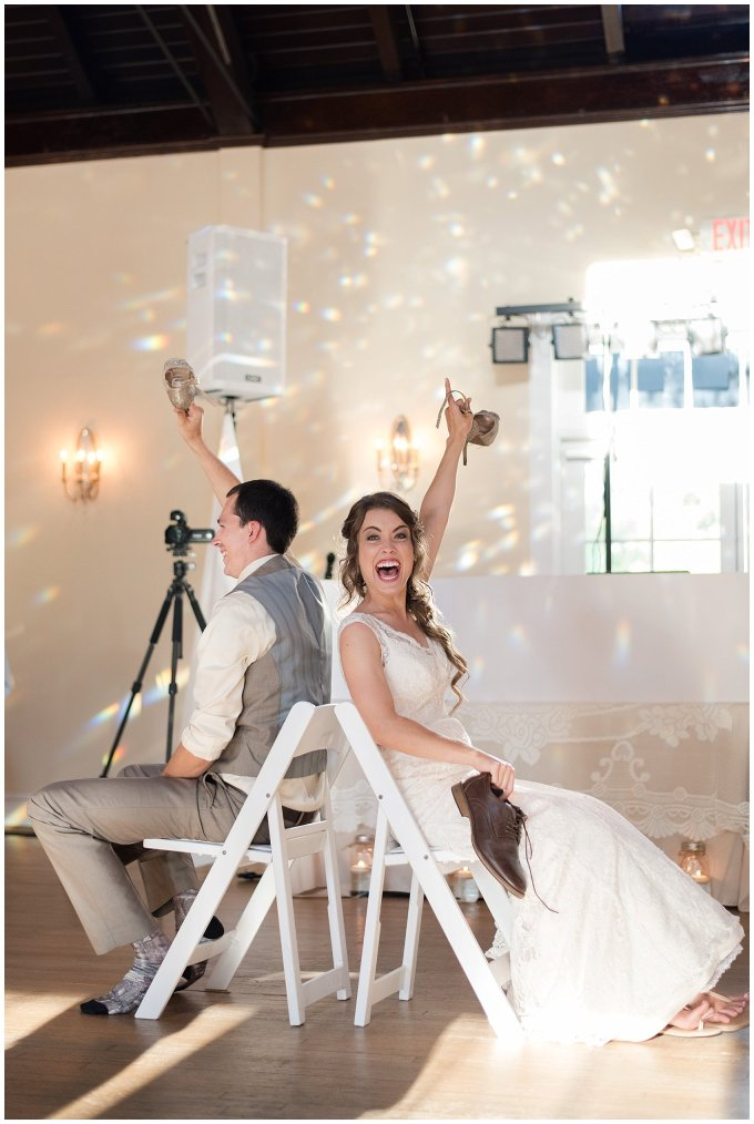 Beautiful Neutral Cream Wedding Womens Club of Portsmouth Virginia Wedding Photographers_1644