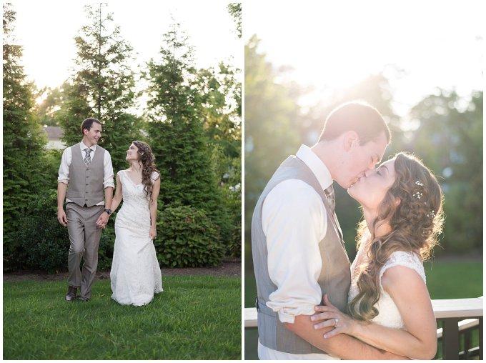Beautiful Neutral Cream Wedding Womens Club of Portsmouth Virginia Wedding Photographers_1654