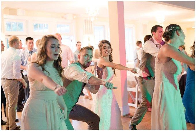 Beautiful Neutral Cream Wedding Womens Club of Portsmouth Virginia Wedding Photographers_1655